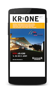 KR-ONE Magazin- screenshot thumbnail