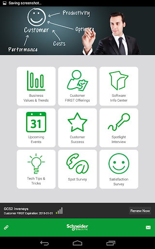 Customer FIRST Benefits App