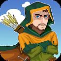 Robin Hood: Shooting Game icon
