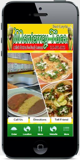 Monterrey Taco