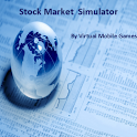 Stock Market Simulator Plus logo