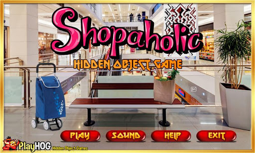 Shopaholic Free Hidden Objects