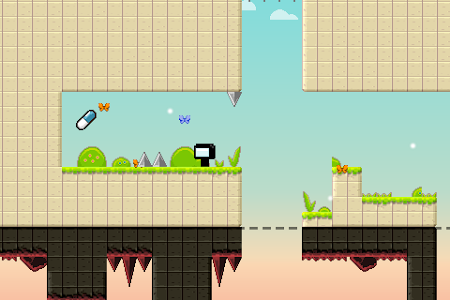 Mercurial Story Platform Game 1.0 screenshot 498898