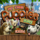 Pet Store Puppy Dog Vegas Casino Slots PAID