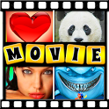 4 Pics 1 MOVIE Guess What Word icon