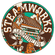 Logo of Steamworks Jasmine IPA