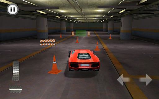 Driving Challenge 3D Drifting