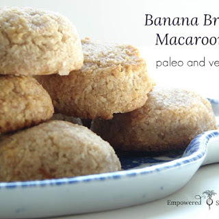 Banana Bread Macaroons