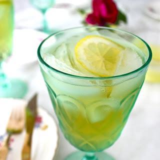 Honey Bourbon Lemonade.