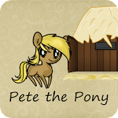 Pete the Pony goes home