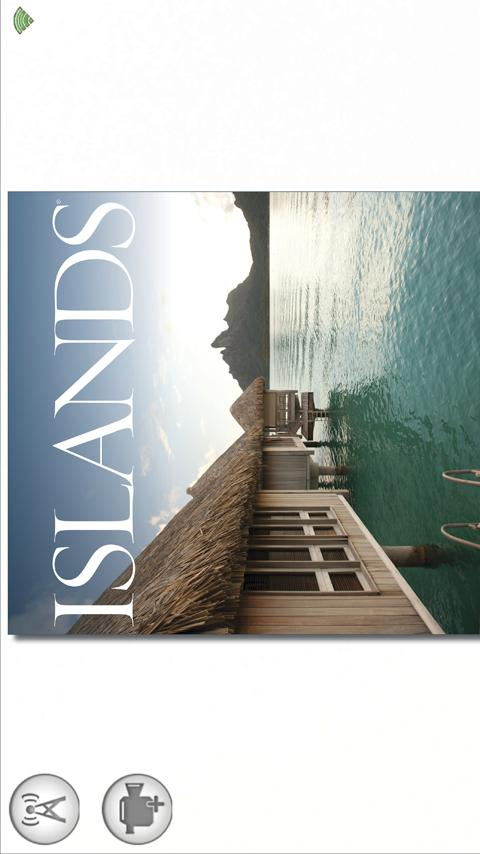 ISLANDS Interactive - screenshot