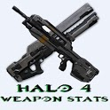 Halo 4 Weapon Stats icon