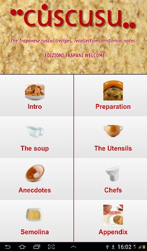 Cuscusu - trapanese recipe