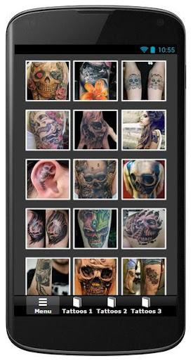 玩生活App|骷髏紋身免費|APP試玩