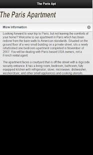 Paris Apartment- screenshot thumbnail