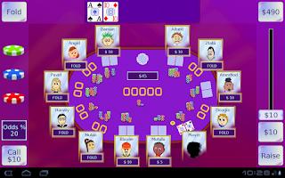 Screenshot of Play Poker