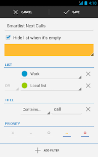 Business Tasks - screenshot thumbnail