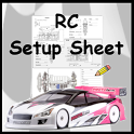 Rc Car Setup Sheet icon