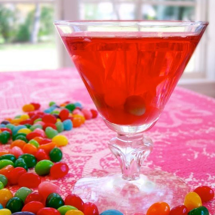 Jelly Bean Cocktail Recipe