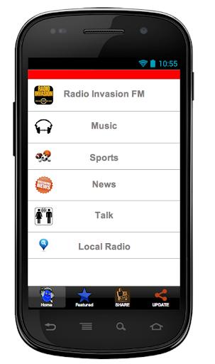 Radio Invasion