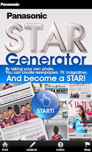 Panasonic STAR Generator - screenshot thumbnail