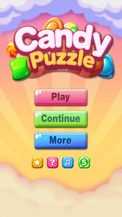 Candy Puzzle - screenshot