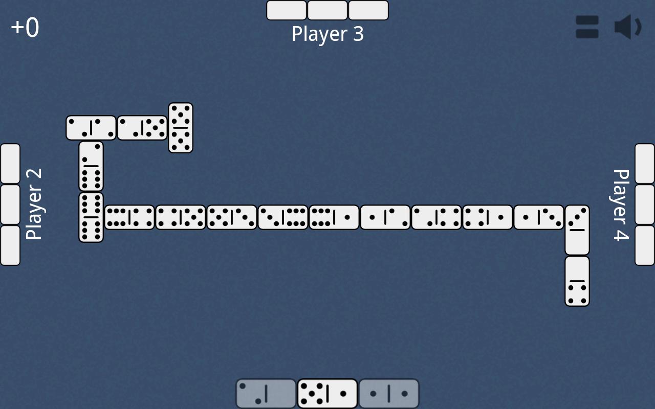 Dominoes - screenshot