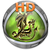 Dragon HD GO Launcher Theme