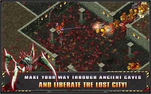Alien Shooter - Lost City- screenshot thumbnail
