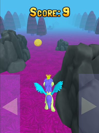 我的小麒麟短跑3D HD|玩街機App免費|玩APPs