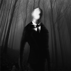 Slender Man! Live Wallpaper icon