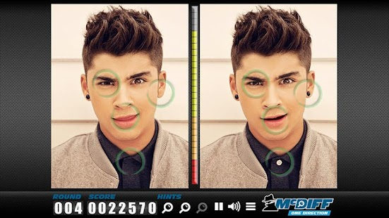 McDiff One Direction Edition - screenshot thumbnail