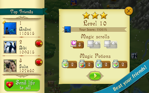 Bubble Witch Saga - screenshot thumbnail