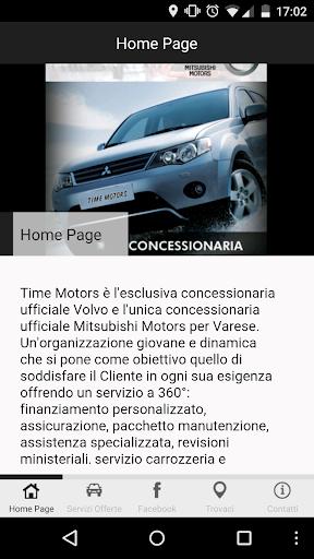 Time Motors
