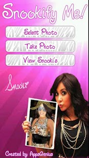 Snookify Me Lite - screenshot thumbnail