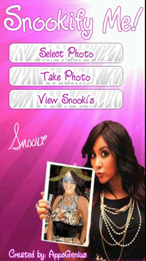 Snookify Me Lite - screenshot