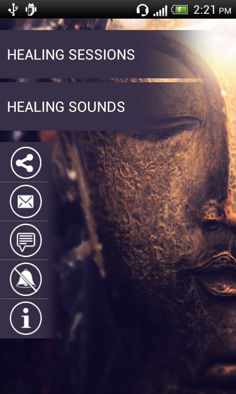Self Healing- screenshot