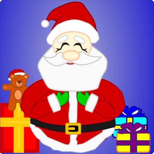 Santa 's Christmas Gifts 休閒 App LOGO-硬是要APP