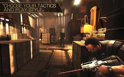 Deus Ex: The Fall Screenshot 12
