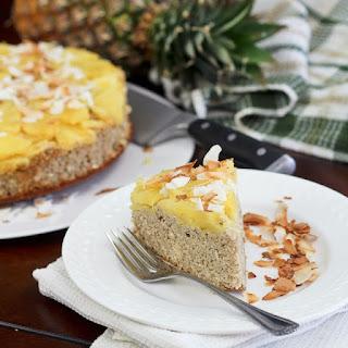 Upside Down Pineapple [Breakfast] Cake.