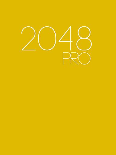 2048 PRO MATH