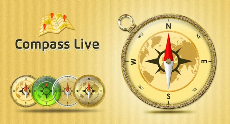 Compass Live - screenshot