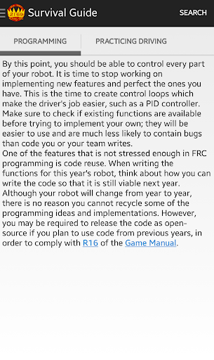 FRC Survival Guide