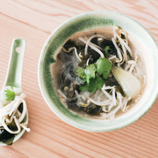 A Vegetable Lover's Miso Soup.
