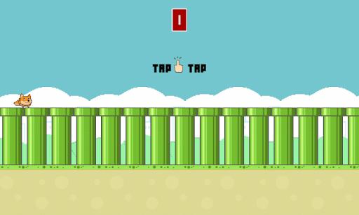 Flappy Doge Jump