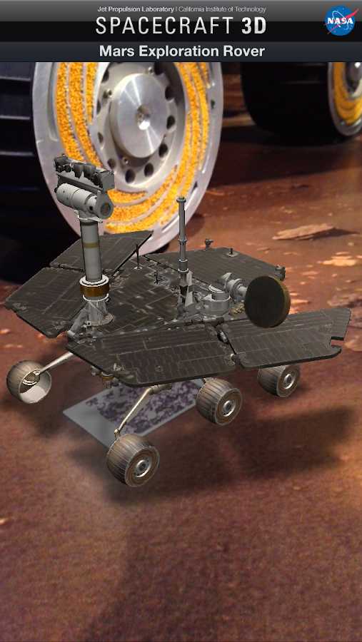 Spacecraft 3D- screenshot