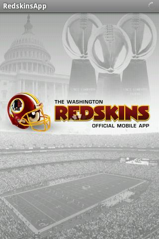 The Official Redskins App - screenshot