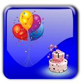Birthday Photo Stickers
