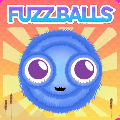 FuzzBalls-混合 N 比賽遊戲 ! LOGO-APP點子