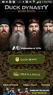 Duck Dynasty Beard Booth- screenshot thumbnail